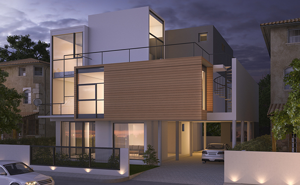Modern Building Designs